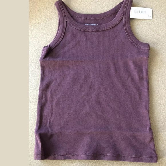 Baby Girls Gymboree 100/% Cotton Tank Top NWT
